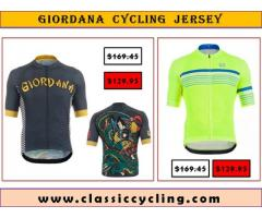 Discounted Price on Giordana Short Sleeve Cycling Jerseys
