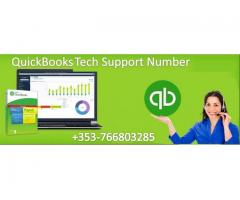 Just Call at QuickBooks Technical Support +353-766803285