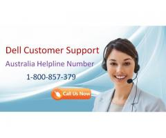 Dell Support Australia Phone Number 1-800-857-379