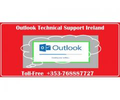Outlook Customer Phone Number +353-768887727