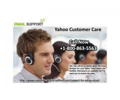 Yahoo Customer Care Phone Number +1-800-863-5563