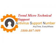 Trend Micro Support Australia Number 1800-807-909