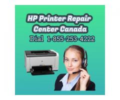 HP Printer Repair Service Canada - Printer Tech Support Number