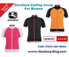 Cycling Clothes for Women | Giordana Cycling Jersey for Women