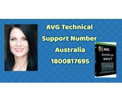 AVG Customer Support Australia Number +1-800-817-695