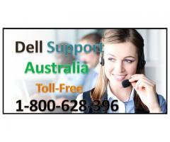 Call At Dell Customer Support Number Australia 1-800-628-396