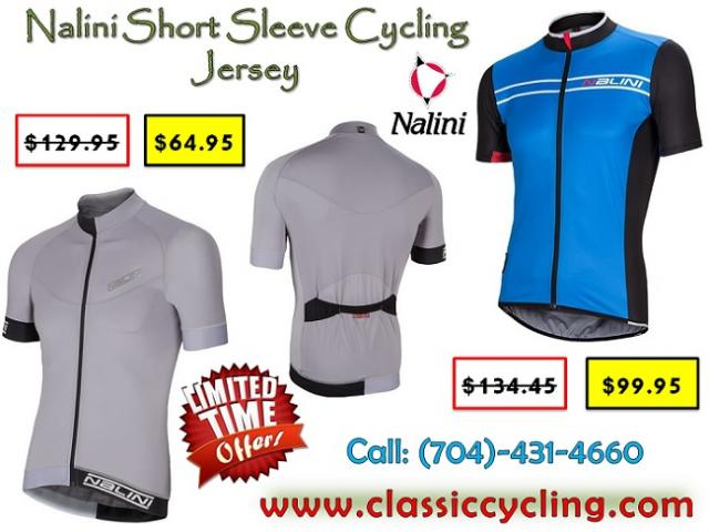 Huge Clearance on Nalini Short Sleeve Cycling Jerseys