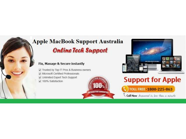 Call Apple MacBook Support Number Australia 1800-225-863