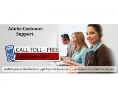 Call Adobe Support UK Number 0800-046-5200