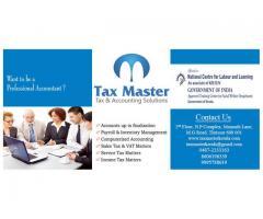 GST VAT training in Thrissur, Kerala - TAX MASTER - 0487-2333163