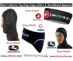 Hurry up for Cycling Caps, Hats & Headband Apparel Winter 2018 Sale