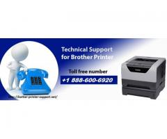 Brother Support +1 888-600-6920 Brother Printer Help