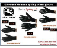 Call (704)-431-4660 for Women's Cycling Winter Gloves | 2018 Winter Sale