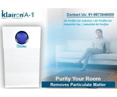 Air Purifier for Industry | Air Purifier for Industrial Use | Industrial Air Purifier