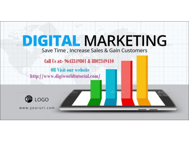 Advance Digital Marketing Training in Delhi NCR Call Now 9643349801
