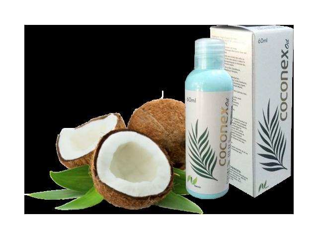 PURE VIRGIN COLD PRESSED COCONUT OIL