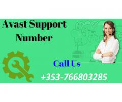 Avast Antivirus Customer Care Number +353-766803285