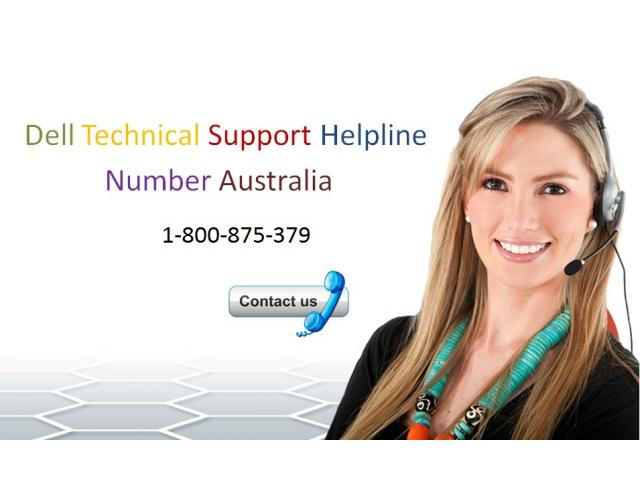 Dell support Australia helpline number 1-800-875-379