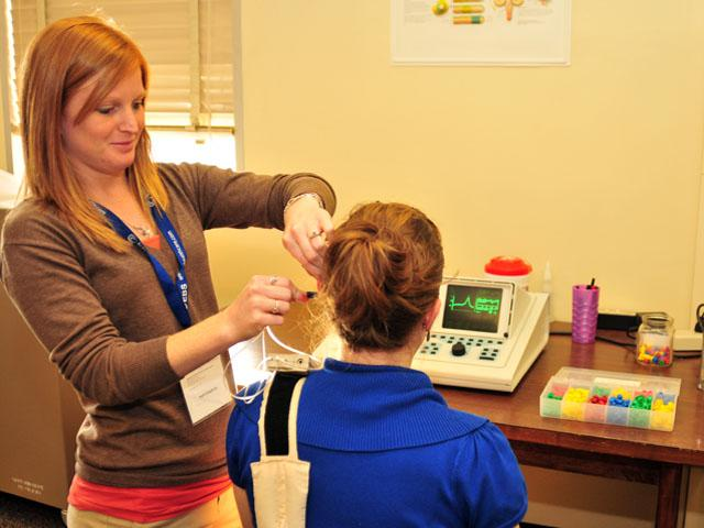 Hearing test are used to evaluate a person's sense of hearing.