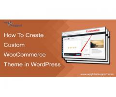 How To easily create Custom WooCommerce Theme in WordPress