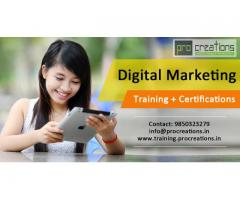 Pro Creations | Learn Digital Marketing from Industrial Expert