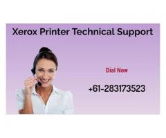 Xerox technical support number Australia +61-283173523