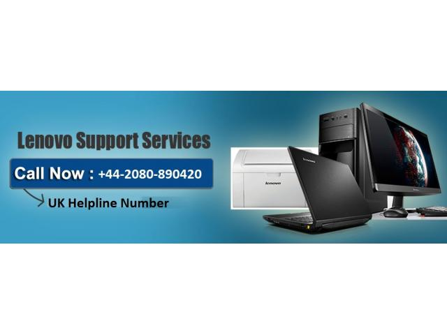 For Support Dial Lenovo Technical Helpline Number +44-2080-890420