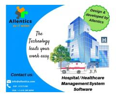 Hospital Information System Software at Allentics IT Solutions