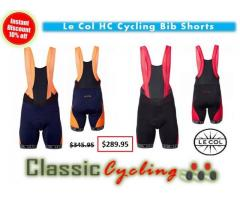 Biggest Sale 2018 on Le Col HC Cycling Bib Shorts for Men