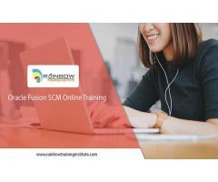 Oracle Fusion SCM Online Training | Oracle Cloud SCM Online Training
