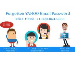 Yahoo customer support number +1-800-863-5563