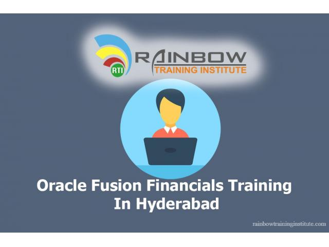 Oracle Fusion Financials training In Hyderabad | Oracle Cloud Financials training