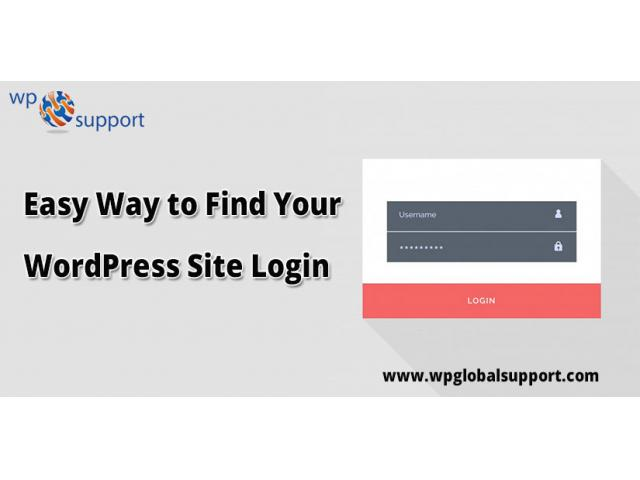 Easy Way to Find Your WordPress Site Login URL