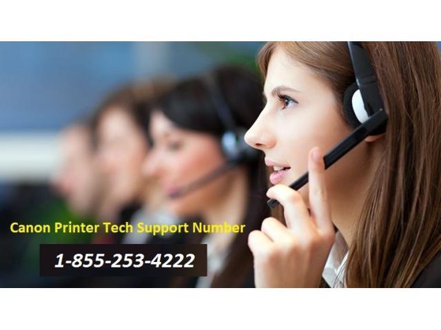 Contact Canon Printer Support Canada 1-855-253-4222