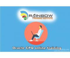 Oracle Cloud CPQ online training  | Oracle Cloud CPQ Big machine online Training