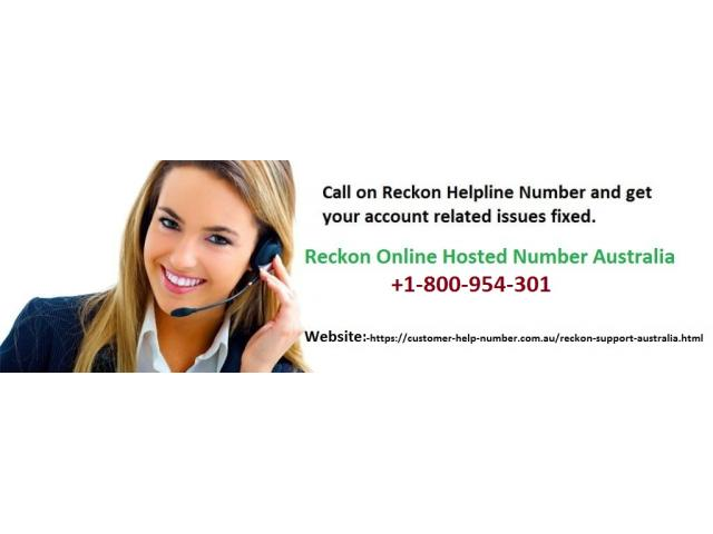 Reckon Phone Number Australia For Support And Service Of Reckon Software