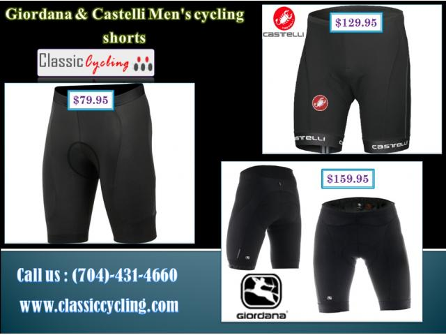 Discount Range on Giordana Laser Black Winter Shorts