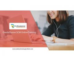 Oracle Fusion SCM Online Training