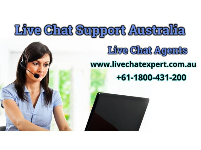 Live Chat Answering Service Australia