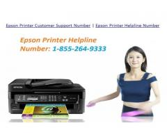 Epson Printer Phone Number Canada 1-855-264-9333