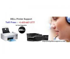 Dell Printer Technical Support Toll-Free Number Canada 1-855-687-3777