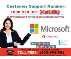 Facing issue in Microsoft Office 365, Call Office 365 customer Support Number @ 1800-954-301
