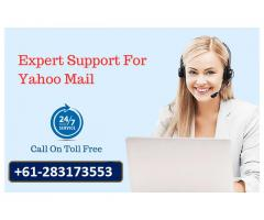 Call for Yahoo Technical Support Australia +61-283173553