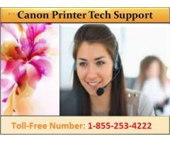Contact Canon Printer Support Canada 1-855-253-4222