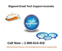 Bigpond Email issues? Dial 1-800-614-419 For Tech Support Australia