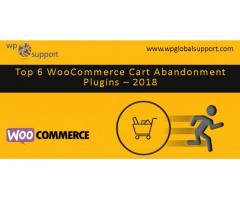 Top 6 WooCommerce Cart Abandonment Plugins – 2018