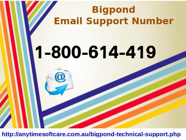 Number 1-800-614-419 On-call Bigpond Email Support