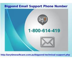 Optimized Solutions |1-800-614-419| Bigpond Email Support Phone Number
