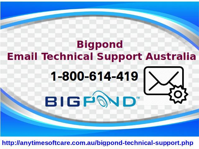 Technical Support Australia 1-800-614-419 | Bigpond Email Security