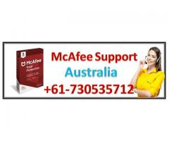 Call At McAfee Customer Support Number Australia +61-730535712